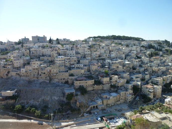View from City of David
