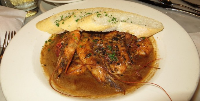Mr B's BBQ Shrimp