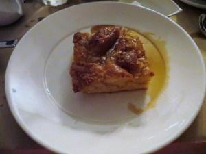Boucherie Bread Pudding