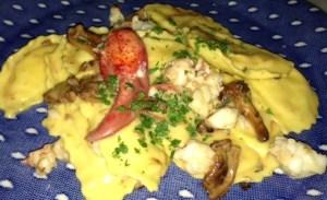 Lobster Mezzaluna