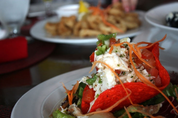 Las Brisas - Lobster Salad