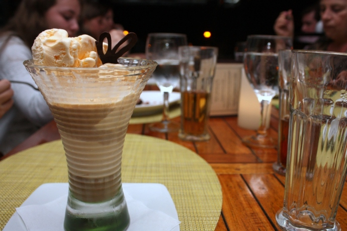 Caicos Cafe - Affogato