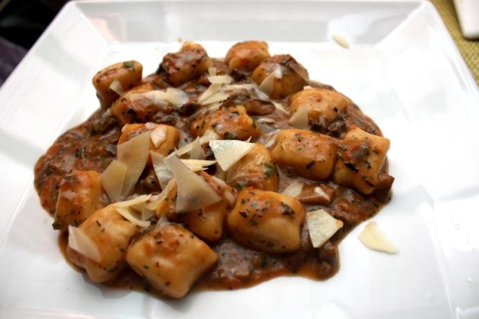 Caicos Cafe - Gnocchi