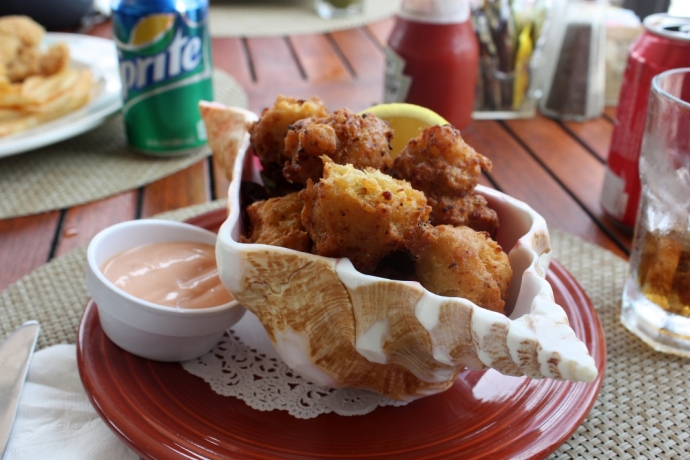 Hemingway's - Conch Fritters