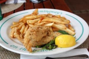 Hemingways - Fish and Chips