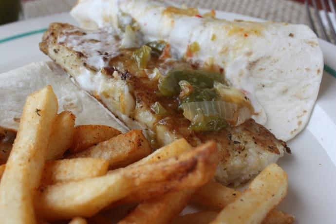 Hemingway's - Fish Tacos