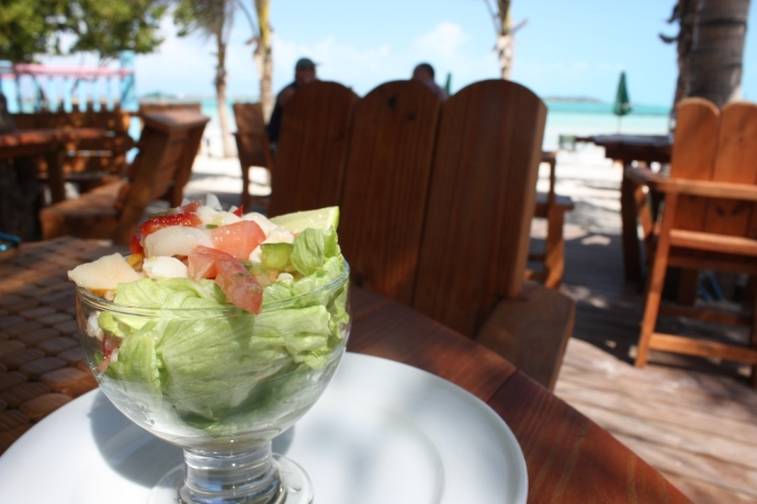 Bugaloo's - Conch Salad