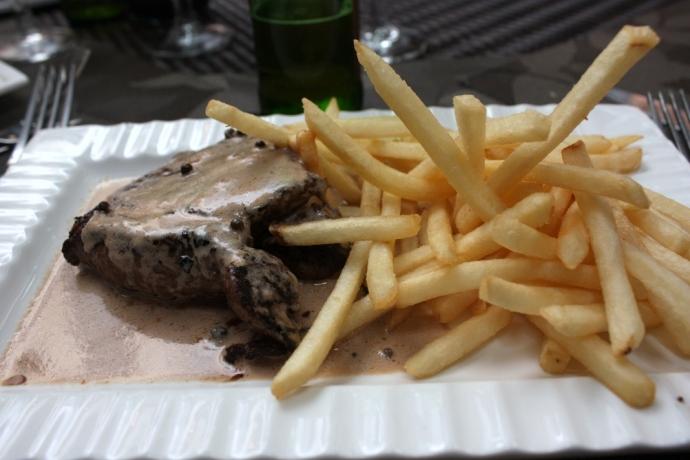 Le Bouchon - Steak