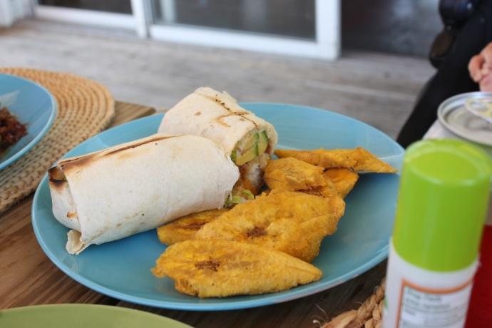 Sailing Paradise - Fish Tacos