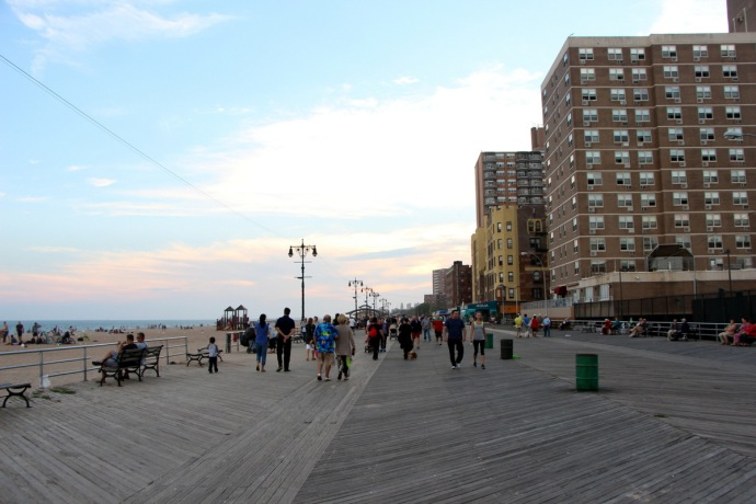 Brighton Boardwalk