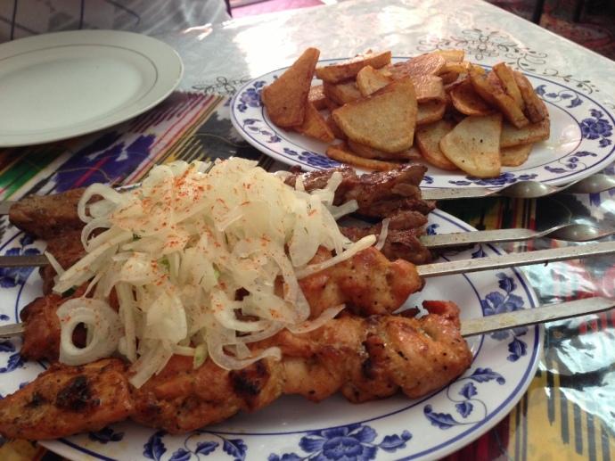 Kashkar Cafe - Kebabs