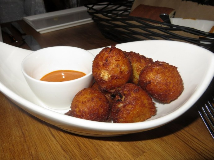 Louro - Seafood fritters