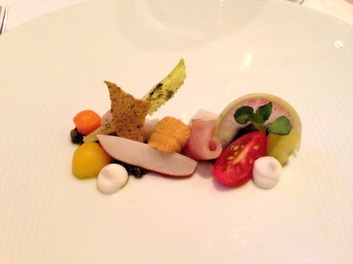 Jungsik - Salad