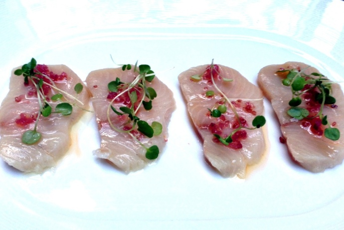 Scarpetta - Yellowtail
