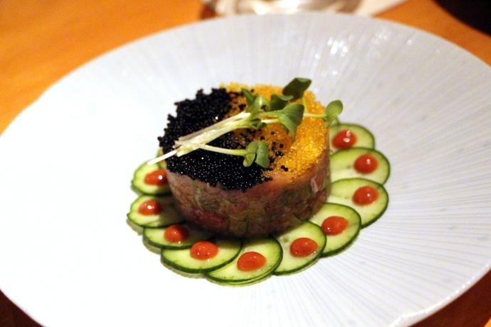 Sakagura - Tuna Tartar
