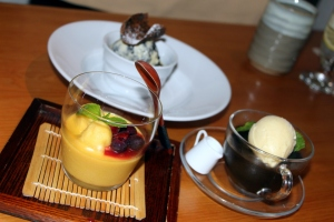 Sakagura - Dessert