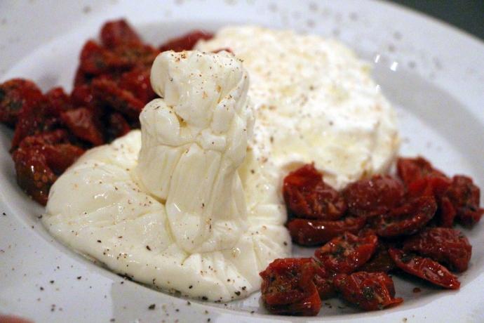 Roscioli - Burrata