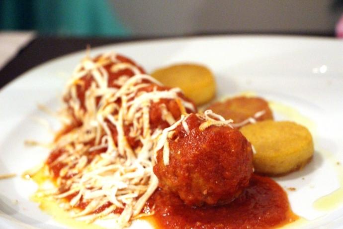 Roscioli - meatballs