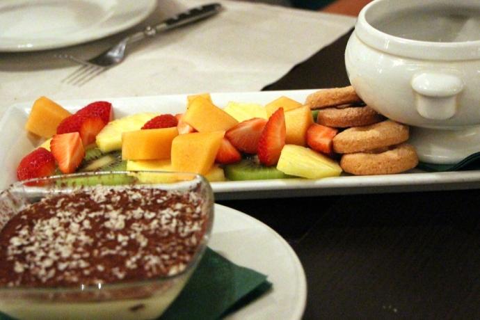 Roscioli dessert