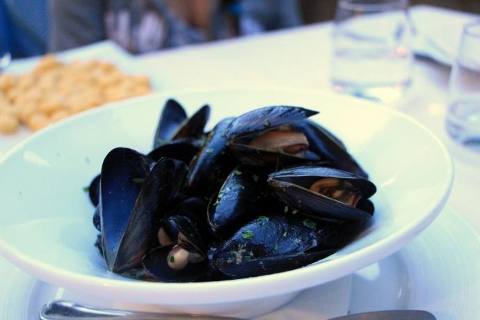 Cesare al Casaletto - mussels