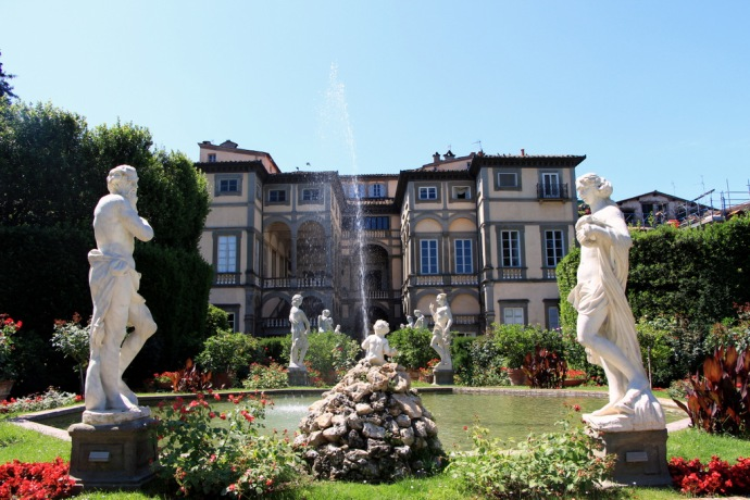 Lucca - Palazzo Pfanner