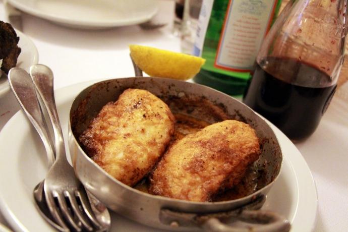Sostanza Chicken
