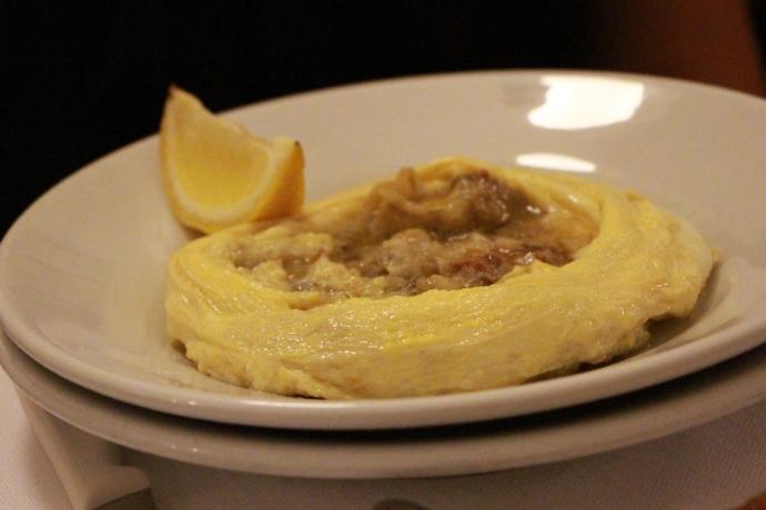 Sostanza Omelette