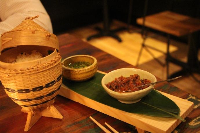 Khe-Yo Sticky Rice