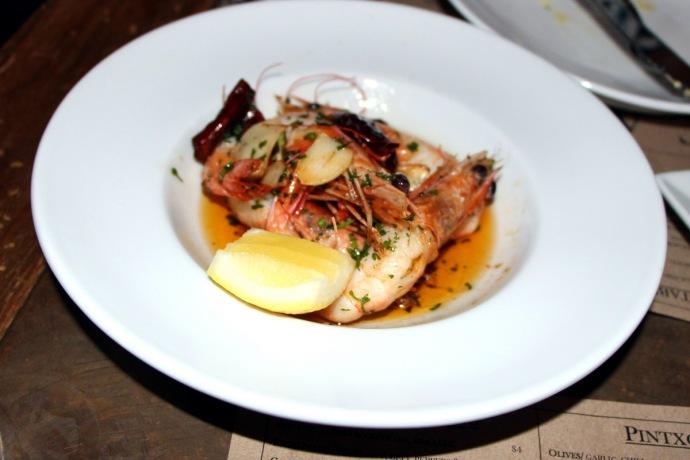 Cata - shrimp