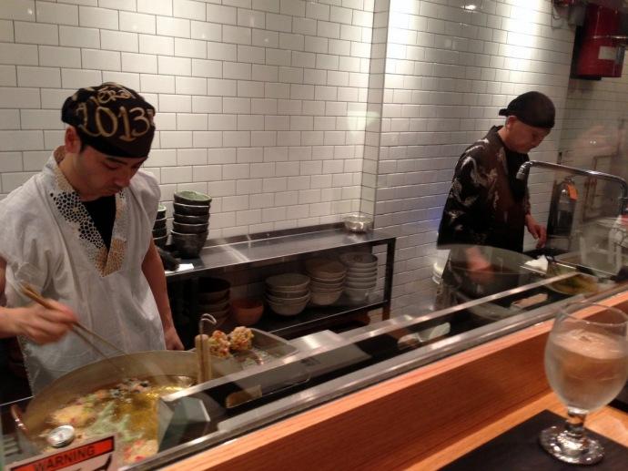 Ippudo - master at work
