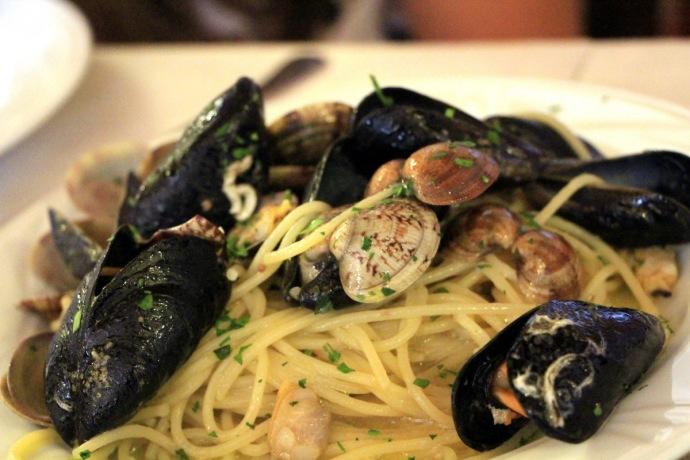 La Tellina Spaghetti