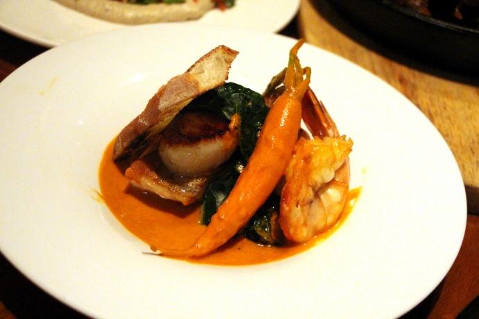 Balaboosta - Seafood casserole