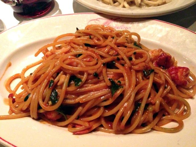 Maialino Spaghetti Lobster