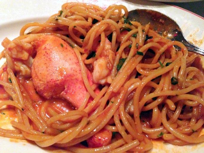 Maialino - Spaghetti lobster
