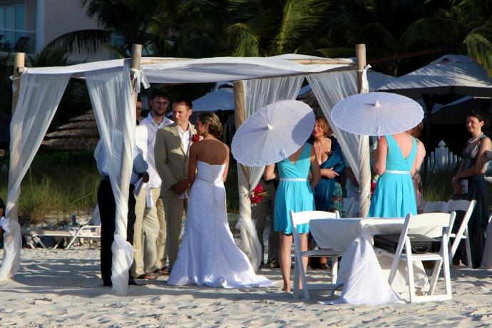 Seven Stars wedding
