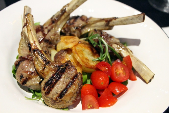 Via Veneto - Lamb Chops