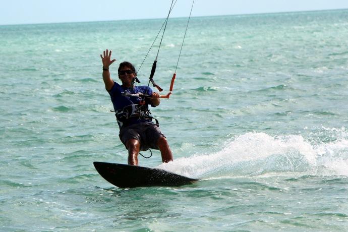 Roberto from kitesurftci.com