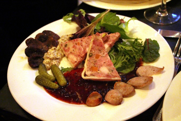 Henry's End - Charcuterie