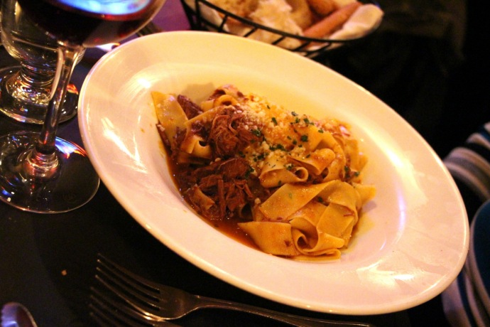 Henry's End - pappardelle