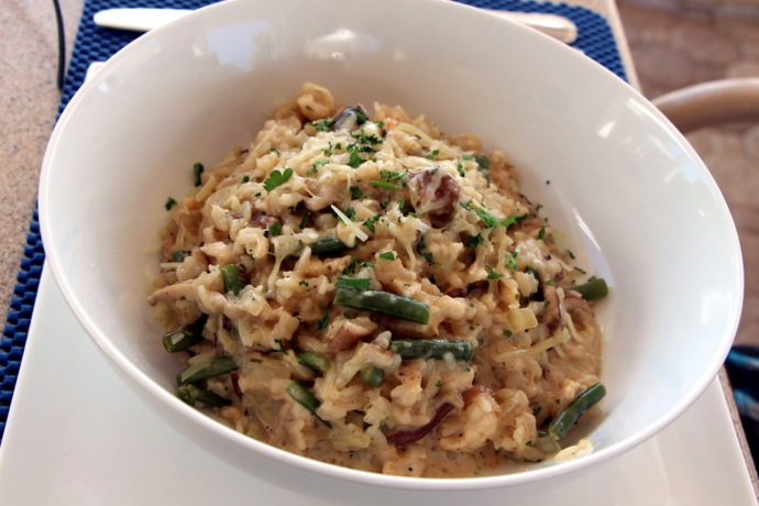 Seaside - risotto