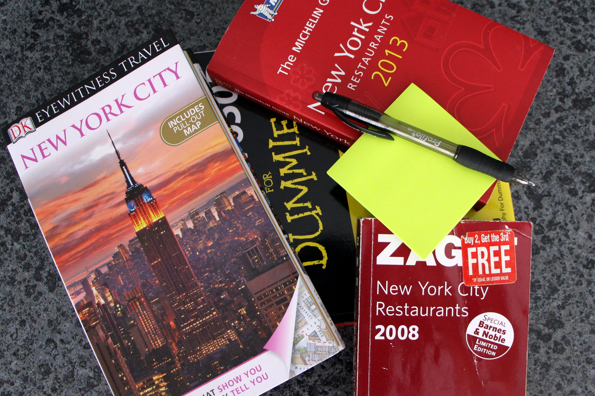 Where to eat in NYC | Eating With Ziggy