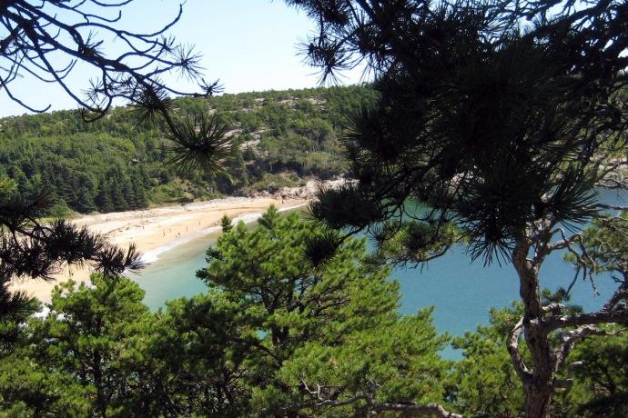 Acadia - Sandy Beach