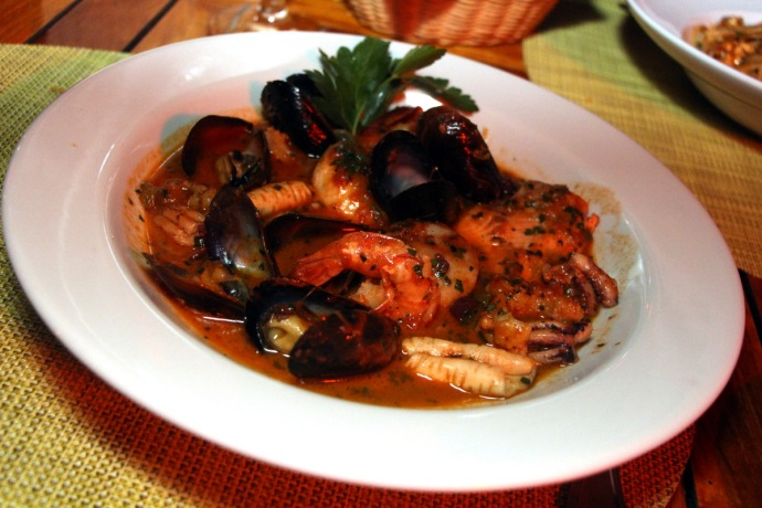 Caicos Cafe Seafood