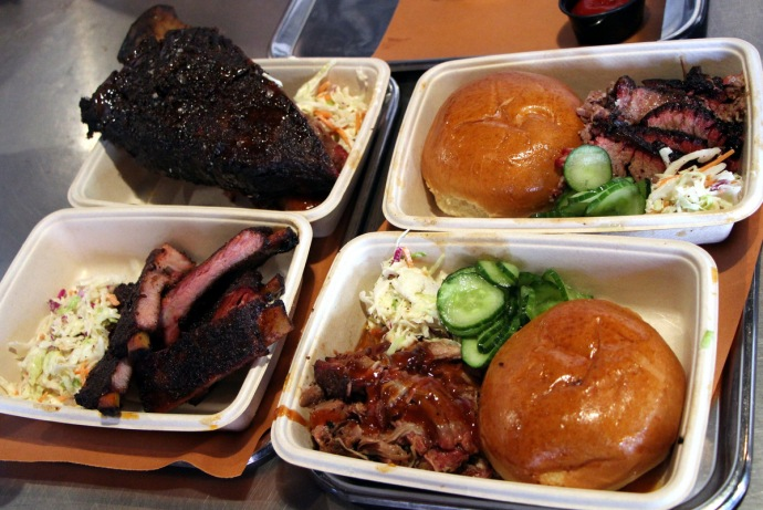 Mighty Quinn's Trays