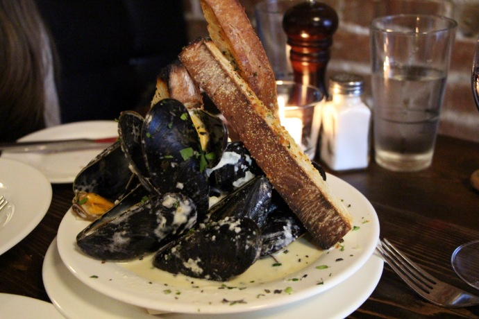The Marshal  -Mussels