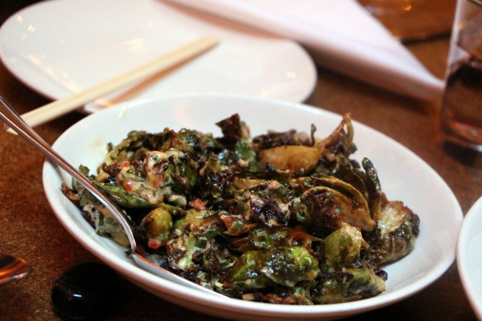 Ma Peche - Brussels sprouts
