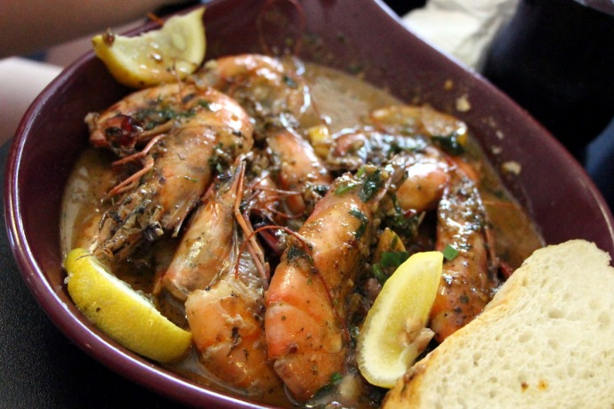 Bevi BBQ Shrimp