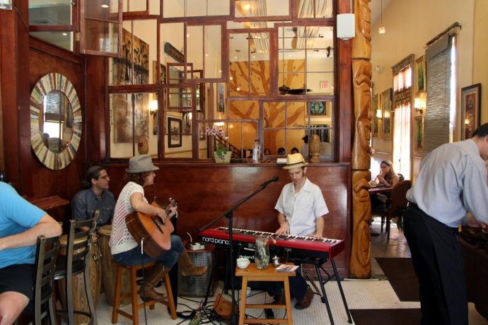 Atchafalaya Sunday Jazz