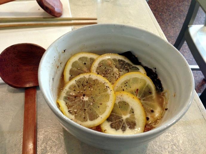 Bassanova Lemon Pepper Ramen