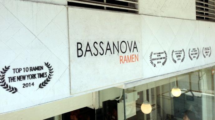 Bassanova Ramen